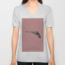 Dirty Harry's Magnum Unisex V-Neck