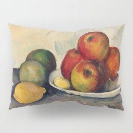 """Paul Cezanne """"Nature morte"""", c.1890 Pillow Sham"""