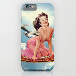 You know how I feel iPhone Case