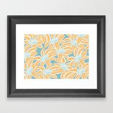 Sunny Tropics 3 Framed Art Print