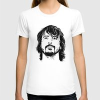 dave grohl T-shirts featuring Dave Grohl - Legend by Matty723