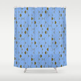 Bowlful Shower Curtain