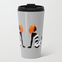 Leeloo Dallas Mudflap Travel Mug