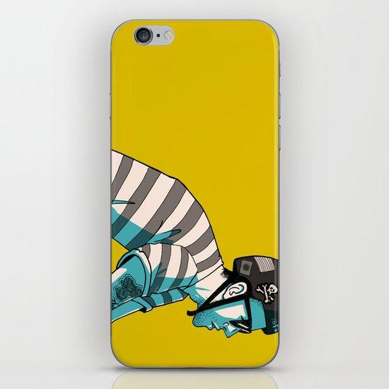 MIKE'S BIKE iPhone & iPod Skin