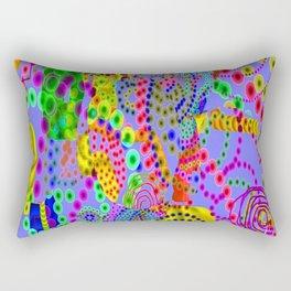 Coral Sea Life, from Mickeys Art And Design.Biz Rectangular Pillow