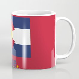 Colorado Proud Coffee Mug