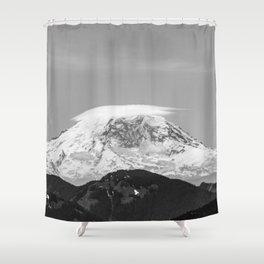 Rainier Lenticular Shower Curtain
