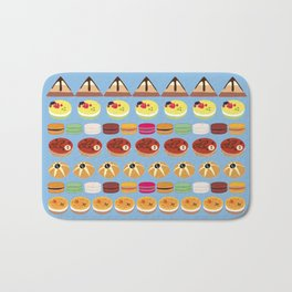 Pies & Cakes Bath Mat