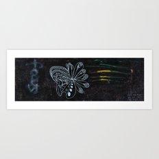 Colradreitry 2 Art Print