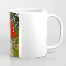 Autumn red Mug