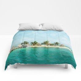 Rendezvous Caye Comforters
