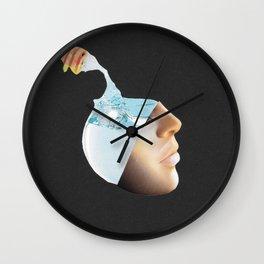 Free me Wall Clock