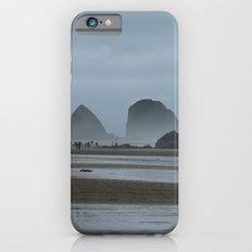 Haystack Rock on Cannon Beach Slim Case iPhone 6s