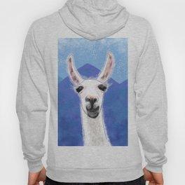 Llama Yama Smiling Hoody