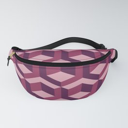 Cube Illusion 2 Fanny Pack