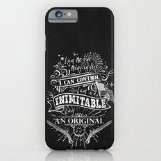 Hamilton - Inimitable iPhone 6 Slim Case
