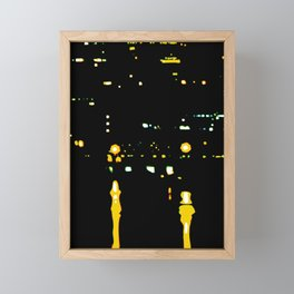 Urban Framed Mini Art Print