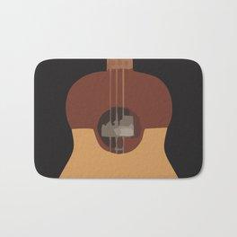 Cuatro Strings Bath Mat