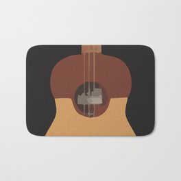 Cuatro Strings Bath Mat