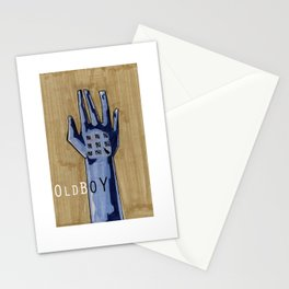 Oldboy Poster Stationery Cards