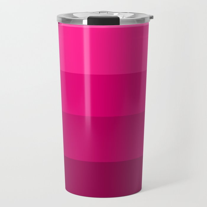 Raspberry Rose - Color Therapy Travel Mug
