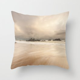 Sango Bay Throw Pillow