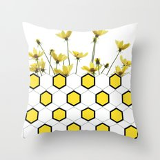 Intangible Assets Throw Pillow