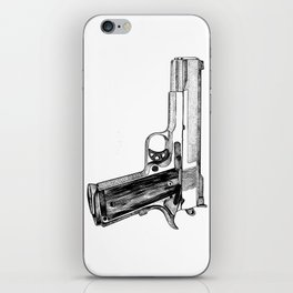 GUN iPhone Skin