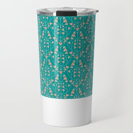 Twilight florets Travel Mug
