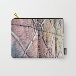 Textile Carry-All Pouch