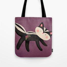 Skunky Tote Bag