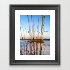 Through It  Framed Art Print