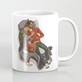 Napping Coffee Mug