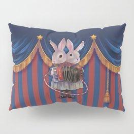 Mysterious Circus Tour Pillow Sham