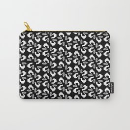 Snooty pattern Carry-All Pouch