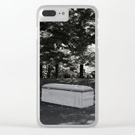 Burial Clear iPhone Case