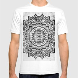 BLACK JEWEL MANDALA T-shirt