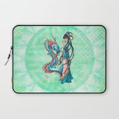 Blue dragon Laptop Sleeve