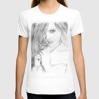 emma stone T-shirts featuring Emma by S'ANNie