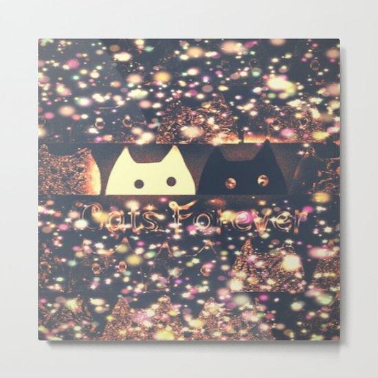gorgeous cat-261 Metal Print