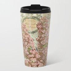 Mademoiselle Metal Travel Mug