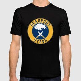Beauport Stabs (Sabres Logo) T-shirt