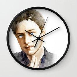 James McAvoy Wall Clock