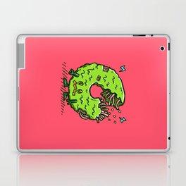 Zombie Donut 02 Laptop & iPad Skin