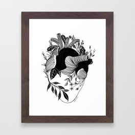 Long Term Love Framed Art Print