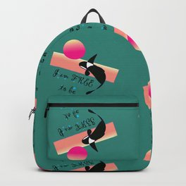 Free to be Me Backpack