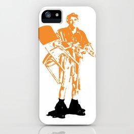 Jerk iPhone Case