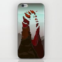 occult iPhone & iPod Skins featuring Occult Summit by Sean Thomas McDowell