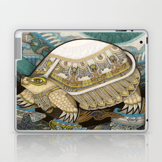 Turtle Laptop & iPad Skin