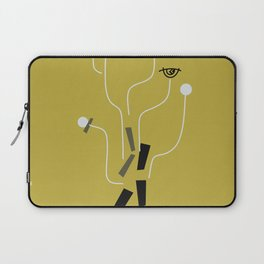 Clueless Bramble [Gold] Laptop Sleeve